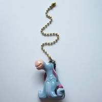 Eeyore Ceiling Fan Light Lamp Pull Chain Disney Decor