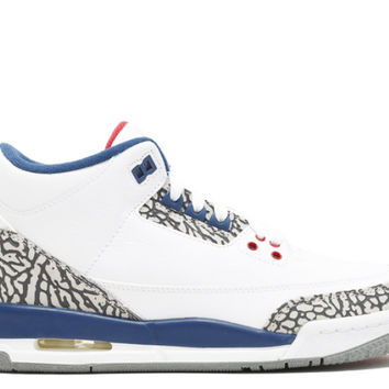 "Air Jordan III ""True Blue"""