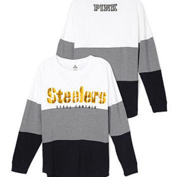 Pittsburgh Steelers Varsity Crew - PINK - Victoria's Secret