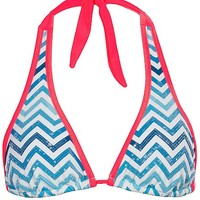 99 Degrees Crimped Swimwear Top