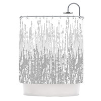 "Frederic Levy-Hadida ""Drops"" Shower Curtain, 69"" x 70"" - Outlet Item"