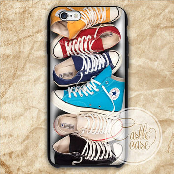 Shoes Design iPhone 4/4S, 5/5S, 5C Series Hard Plastic Case
