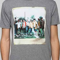 Sandlot The Whole Crew Tee- Grey/gris