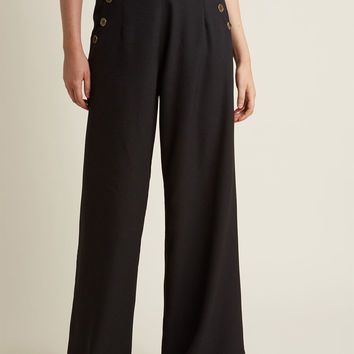 Every Opportunity Pants in Black