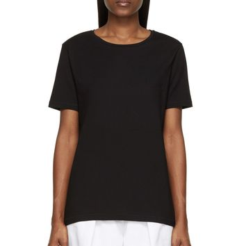 Acne Studios Black Vista T-shirt