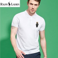 Ralph Lauren USA Bear Men Polo Shirts