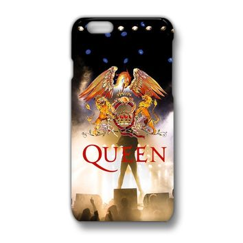 Queen Classic Rock Band Freddie Mercury Case for Iphone & SAMSUNG