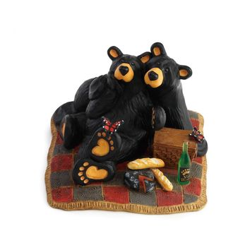 Butterfly Picnic Figurine