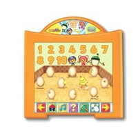 Fisher-Price Learn Through Music Touchpad Software - Team Umizoomi: Chicks In The City