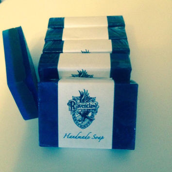 Harry Potter Inspired Ravenclaw Soap