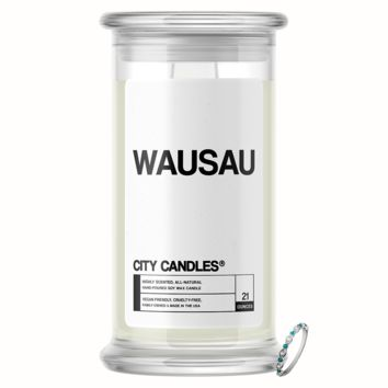 Wausau City Jewelry Candle