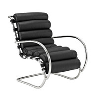 Wave Chair in Black