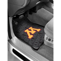Minnesota Golden Gophers NCAA Car Front Floor Mats (2 Front) (17x25)