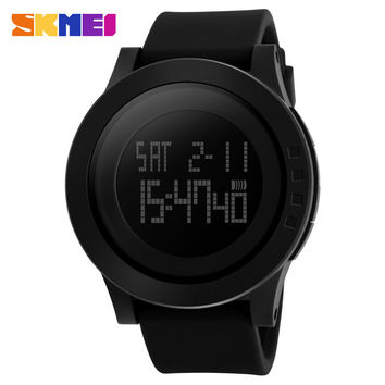 2016 Popular Luxury Brand Men Fashion Casual Watches Men's LED Digital Sports Watches Shock Resist Mens Wristwatches SKMEI Watch