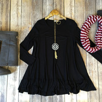 The Lily tunic in three colors