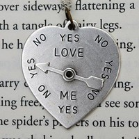 Love Me Necklace -- Silver | Wicked Clothes