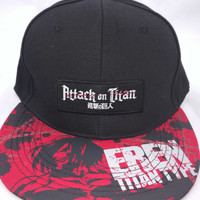 Attack on Titan - Eren (Titan Type) Snapback