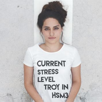 Current Stress Level T-Shirt