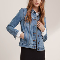 BOYFRIEND JACKET BLUE
