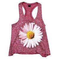 Junior's Daisy Graphic Tank