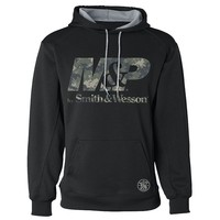 Smith and Wesson Digital Camo Pullover Logo Hooded Sweatshirt