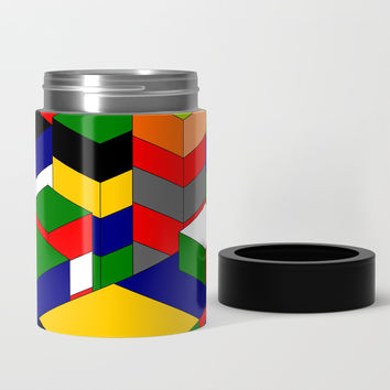 zappwaits squares Can Cooler by netzauge