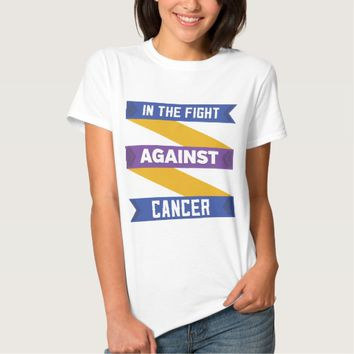 In The Fight Against Bladder Cancer Tshirt