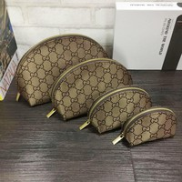 Gucci Set Of 4 Cosmetic Bags - For Accessories - Travel Storage Cosmetic bag G-MYJSY-BB