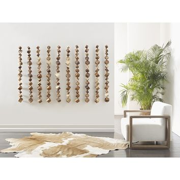 Floor Sample Chamcha Dice Wall Art