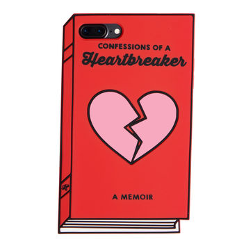 Heartbreaker Confessions 3D iPhone 7+ Case