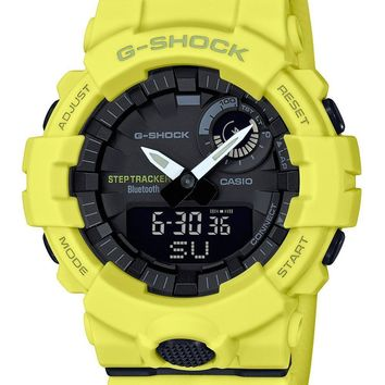 Neon Yellow 35th Anniversary G-Shock Watch by Casio