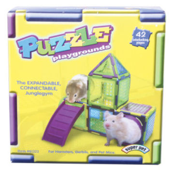 Super Pet® Puzzle Playgrounds Small Animal Junglegym | Toys & Habitat Accessories | PetSmart