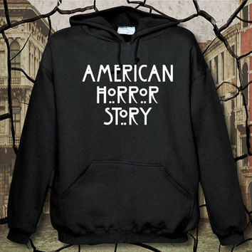 american horror story hoodie, hoodie unisex adult, available size S,M,L,XL,XXL
