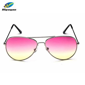 Classic Fashion Multi MGradient Sunglasses
