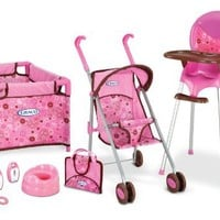 Graco Playset with Stroller