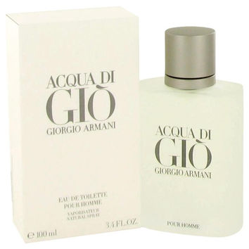 ACQUA DI GIO by Giorgio Armani Eau De Toilette Spray 3.3 oz
