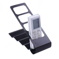 TV DVD VCR Step Remote Control Mobile Phone Holder Stand Storage Caddy Organiser