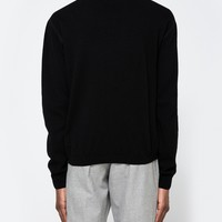 Our Legacy / Base Turtleneck Black Merino