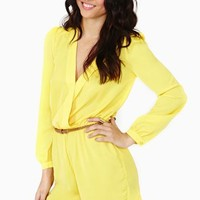 Brighter Days Romper