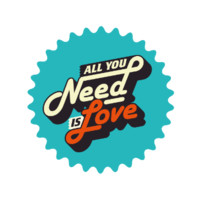 All You Need is Love Tattoo Set