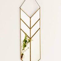 Magical Thinking Hanging Pennant Mirror - Urban Outfitters