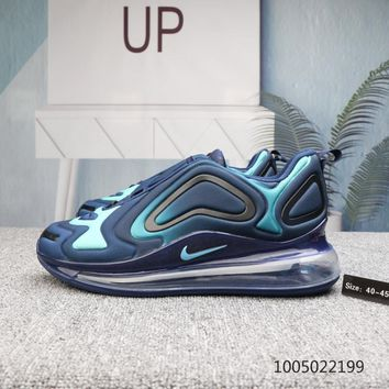 DCCK2 N532 Nike Air Max 720 Running Shoes Blue