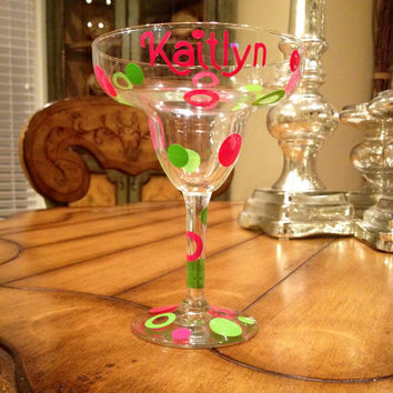 Personalized Glass Margarita, Custom Margarita, Nurse Gift, Doctor Gift, Custom Gift, Personalized Wine, Personalized Beer