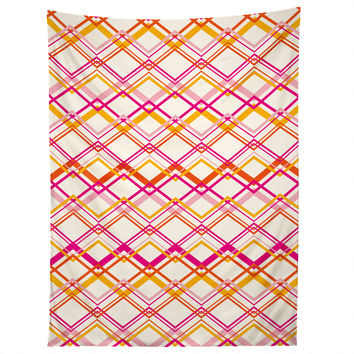 Heather Dutton Intersection Bright Tapestry