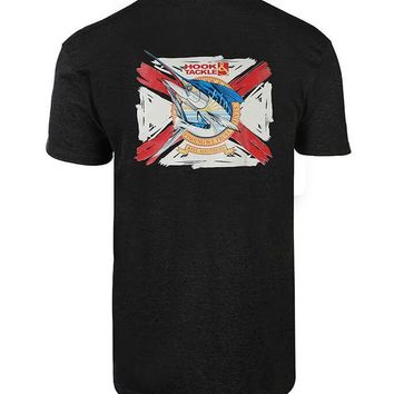 Men's Reel Southern Florida Flag T-Shirt