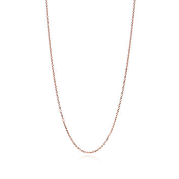 Tiffany & Co. - 18k Rose Gold Chain