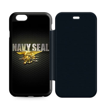 Navy SEAL Log Flip iPhone 6 | 6S Case