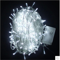Luminaria 100LED Bulbs Christmas LED String Night Light  Noel Lustre  Wedding Garden Decoration AC110V