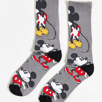 Vans Mickey Mouse Crew Sock - Urban Outfitters