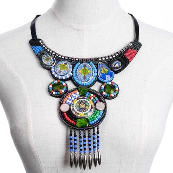 Beads Multilayer Necklace